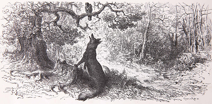 Gustave Doré illustration 1895